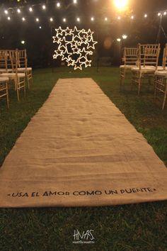 casamiento, boda, estrellas, rock,  wedding, wedding inspiration, stars, rock  ceremonia, ceremony