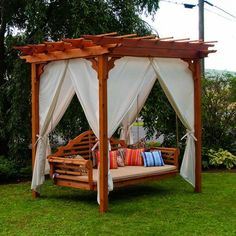 http://www.theporchswingcompany.com/a-l-furniture-co-cedar-pergola-swing-bed-set.html