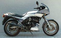 XJ 600, 1983-1985