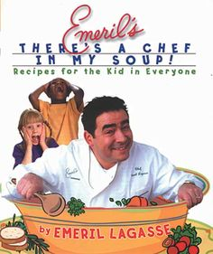 THERE'S A CHEF IN MY SOUP
