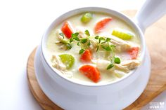 Homemade Cream of Chicken Soup - Gimme Some Oven