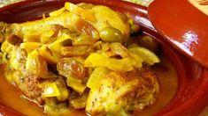 Tajine de poulet au thermomix. une délicieuse recette de Tajine de poulet, facile et simple à préparer avec le thermomix.