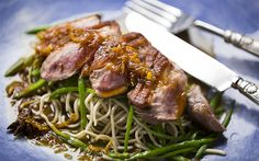 Look at this recipe - Pan-fried Honey Orange Duck - from Jenny Morris and other tasty dishes on Food Network. Food Network Uk, Food Network Recipes, Jenny Morris, Duck Recipes, Recipe Details, Fabulous Foods, Main Meals, Tasty Dishes, Delish