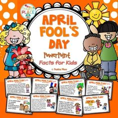 April Fool's Day - Powerpoint. This pack explains why and how we celebrate this day.