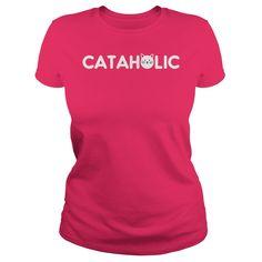 Cataholic T Shirt