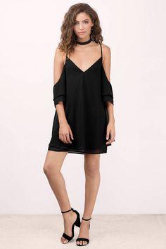 Borrow Love Shift Dress