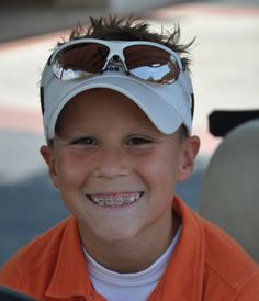 Kyle Lograsso - 9 year old golfer lost his eye to cancer at the age of two. Now cancer free, he hopes to help and inspire others. www.kylelograsso.org