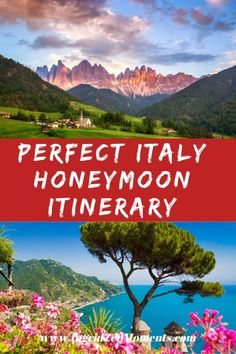 Plan your ultimate Italy honeymoon itinerary with this Italy travel guide! Don't miss a thing for your Italy vacation: where to go in Italy for your honeymoon, what to see in Italy, Italy travel tips for your Italy honeymoon! Italy Destinations, Romantic Destinations, Italy Honeymoon, Italy Vacation, Italy Travel Tips, Travel Guide, Driving In Italy, Italy Italy, Unique Hotels