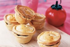 Save time and effort with this cheats recipe for pork pies. No one needs to know you didnt spend hours in the kitchen.