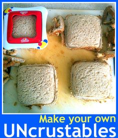comfort food for your #lunchbox by @Cate O'Malley http://sweetnicks.com/weblog/2012/10/diy-uncrustables-bento-lunchboxes/