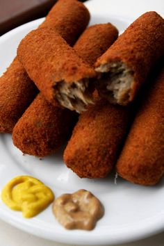 Appetizers For Party, Appetizer Recipes, Snack Recipes, Tapas, Portuguese Recipes, Indian Snacks, Other Recipes, Diy Food, Junk Food