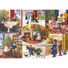 Christmas Wishes Jigsaw Puzzle from Jigsaw Puzzles Direct - Order today and Get Free Delivery