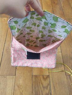 #diy #sewing Costurero portatil :) Take away Sewing bag :) mon petit sac couture à emporter :) + photos on the blog!