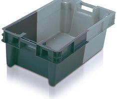 bacs gerbables Allibert - caisse plastique