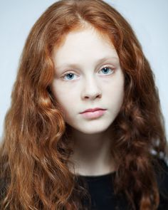 English actress Helena Barlow plays the young Estella Havisham rather well in 'Great Expectations' film 2012 Rose Granger Weasley, Ron Weasley, Hermione Granger, Dyed Red Hair, I Love Redheads, English Actresses, Ginger Hair, Beautiful Children, Redheads