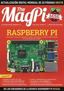 frambuesa-pi: The Magpi, la revista oficial de RaspberryPi en es...