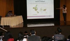 Nesta segunda-feira, durante a abertura, os participantes conheceram cases de sucesso como o da Ingresse e Parceria.com, além do trabalho da Aiesec