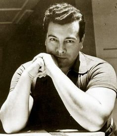 Mario Lanza, opera singer, died at age 38. What a beautiful voice.