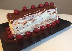 Tiramisu, Cheesecake, Food And Drink, Xmas, Cookies, Ethnic Recipes, Pies, Mascarpone, Christmas