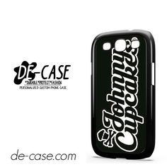 Johnny Cupcakes Logo DEAL-5911 Samsung Phonecase Cover For Samsung Galaxy S3 / S3 Mini