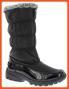 Totes Womens Rogan Snow Boot,Black,10M - Outdoor shoes for women (*Amazon Partner-Link)