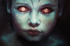 Horror, Art and Body Parts - The boy from the riverby LoranDeSore