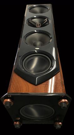 High End Audio Equipment For Sale High End Speakers, Big Speakers, Tower Speakers, High End Audio, Floor Speakers, Audiophile Speakers, Speaker Amplifier, Hifi Audio, Audio Design
