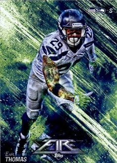 2014 Topps FIRE Football Card #85 Earl Thomas - Seattle Seahawks MINT Seahawks Memes, Seahawks Football, Football Memes, Sports Memes, Football Cards, Seattle Seahawks, Funny Sports, Football Players, Nba Bulls