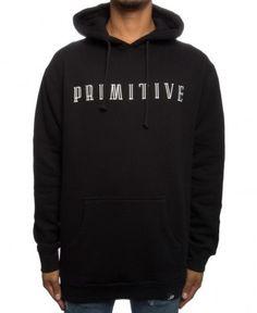 Primitive - New Wave Hoodie - $60