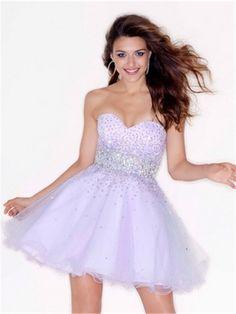 Cute Graduation Semi Formal Party 8th Grade Prom Dresses 2015 Organza Vestido De Formatura Hot Homecoming Dresses Crystal/Tiered