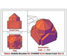 Abdulla Basudanالرسم والاظهار المعماري (Arch. Drawing & Representation