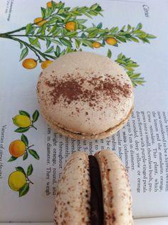 Chocolate Orange Macarons Macaroons Recipe