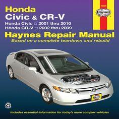 honda cr-v repair manual only $  13.77 at http://loveacu.com/honda-cr-v-repair-manual/ -  #honda #manual #repair