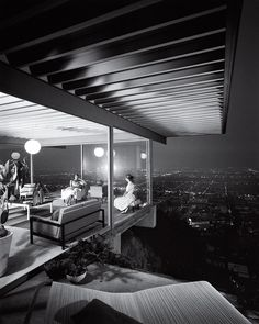 Time magazine 100 Most Influential Photographs of all Time - Case Study House no. 22, Los Angeles by Julius Shulman