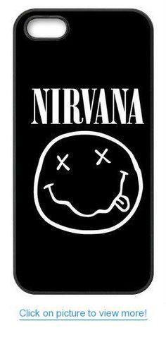 Accurate Store American rock band Nirvana (band) Iphone 5,5S TPU Cases