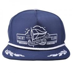 Benny Gold Yacht Club Cap  bennygold  baseballcap  skatewear Skate Wear 732bd2e0ca5