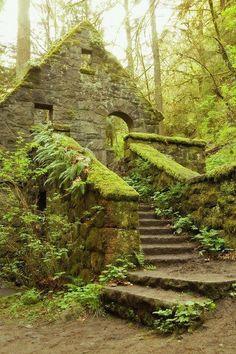 The Witch's Castle – Portland, Oregon