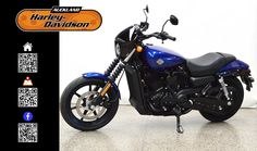 2016 HARLEY-DAVIDSON XG500 in Superior Blue At Auckland Motorcycles & Power Sports,  New Zealand www.amps.co.nz