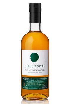 Green Spot Single-Pot Still Irish Whiskey - BestProducts.com