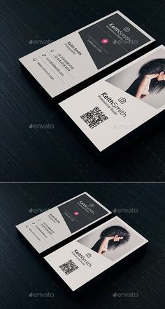 Business Card Vol. 08 by JorgeLima A great business card for almost any kind of company, or even personal use. Create Business Cards, Minimalist Business Cards, Elegant Business Cards, Photographer Business Cards, Photography Business, Name Card Design, Bussiness Card, Free Business Card Templates, Affinity Designer