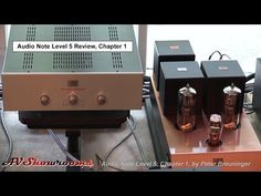 Axiss Audio, Arturo Manzano, the Air Tight team, Opus I Cart, Bonsai II speakers, Reference ATM 2001 - YouTube