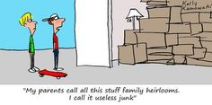 It's all about perspective. #FunnyFridays #cartoon #selfstorage