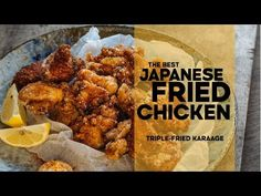 The Secret to Perfect Karaage (Japanese Fried Chicken) | Easy Japanese Cooking | Recipe - YouTube