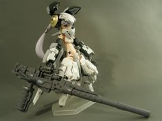 武装神姫 Character Concept, Character Art, Concept Art, Character Design, Frame Arms Girl, Robots Characters, Robot Girl, Cosplay Armor, Space Girl