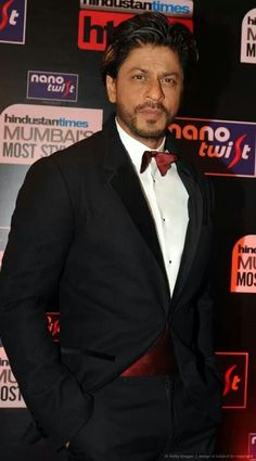 Shah Rukh Khan - Hindustan Times Mumbai's Most Stylish Award 2014