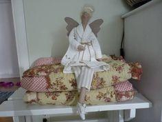 Красивые Тильды - 22 Августа 2010 - Кукла Тильда. Всё о Тильде, выкройки, мастер-классы.