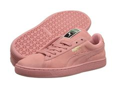 PUMA Suede Classic colorway I covet, covet, covet...these and the sea green are definitely at the top of my list...