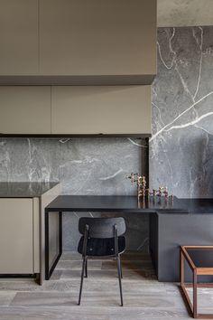 Home Interior Kitchen blixseth osmose design different kitchen design Interior Desing, Home Interior, Interior Design Kitchen, Interior Design Inspiration, Interior Styling, Interior Architecture, Kitchen Decor, Interior Decorating, Kitchen Ideas