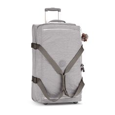 Luggage Kipling Basic - Travel (Wheeled) K13367 Teagan M - Medium Wheeled Duffle Cool