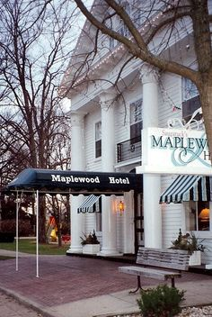 Michigan - Saugatuck Michigan Bed and Breakfast - Maplewood Hotel
